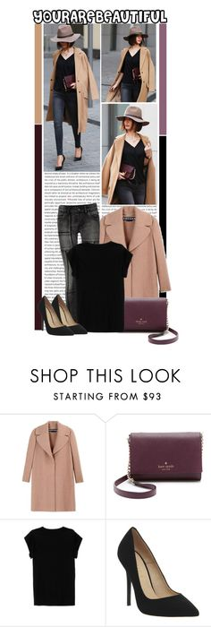 """""""#1240 (Street Style)"""" by lauren1993 ❤ liked on Polyvore featuring Oris, Rochas, Kate Spade, Isabel Marant, Office, women's clothing, women, female, woman and misses"""