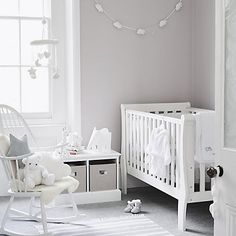 Newborn Mobile | The White Company