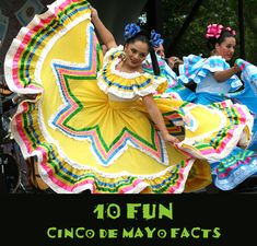 10 Fun Cinco de Mayo Facts