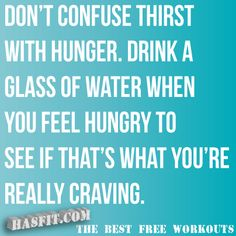 HUNGRY - weight loss tips