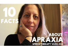 Top 10 Facts About Apraxia: Apraxia is a diagnosis that confuses many people, including some SLPs! I've worked with students with apraxia for many years (in Spanish no less) and I've learned a few things that I want to share with you! Teaching Grammar, Teaching Kindergarten, Teaching Ideas, Speech Language Pathology, Speech And Language, Speech Therapy Activities, Language Activities, Childhood Apraxia Of Speech, Professional Development