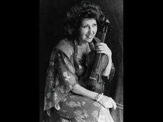 İda Haendel - Kreisler-Praeludium and Allegro (+playlist)