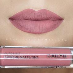 Cailyn Pure Lust Extreme Matte Tint :: ILLUSIONIST http://www.malikacosmetics.com/angelajones