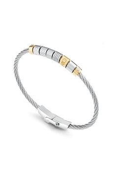 Brosway Bullet Bracelet Men UL12 | EVOSY The Premier Destination for Watches and Accessories