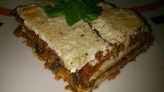 Lasagne lapok NoCarb rost sütőmixből | Klikk a képre a receptért!