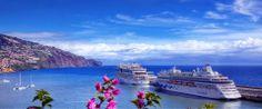 Funchal.Island of Madeira.