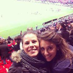 Instagram @chapignal Match de rugby  Stade toulousain