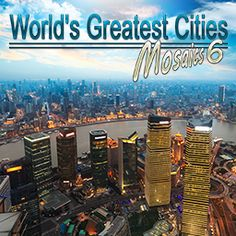 Play 3 different types of mosaics and find out about greatest cities of the world. In the World's Greatest Cities: Mosaics 6 puzzle game! New Puzzle Games, Puzzles For Kids, The World's Greatest, Mosaics, Cities, Teen, Play, Casual, Travel