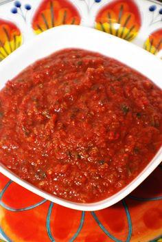 Barbara Adams Beyond Wonderful » Mama Rita Ferro's Tomato Cioppino Sauce Italian Recipe