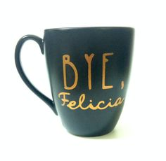 This listing is for one hand-painted coffee/latte mug.  The actual color or style of the mug may differ from the picture, as this item is