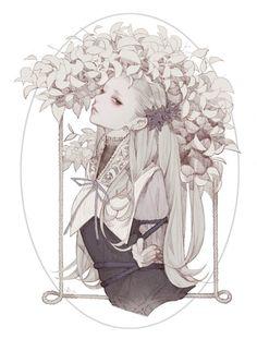 Best Asian Art by 老浮 Art And Illustration, Character Illustration, Manga Anime, Manga Art, Fantasy Kunst, Fantasy Art, Character Inspiration, Character Art, Character Concept
