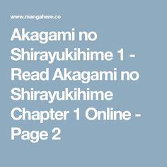 Akagami no Shirayukihime 1 - Read Akagami no Shirayukihime Chapter 1 Online - Page 2
