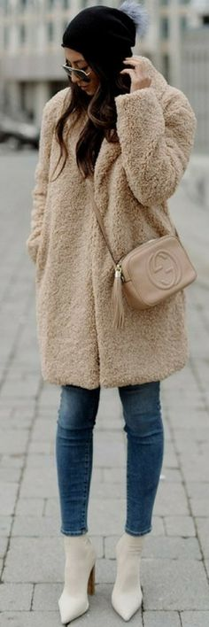 The Teddy Coat – How To Style By Not Your Standard