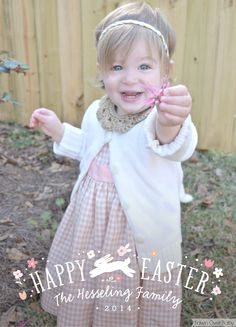 Minted. Review via Fawn Over Baby Blog  #holidaycards #holiday #stationary #Easter