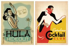 Anderson Design Group: Blog: Our new line of prints: Vintage Ad Follies