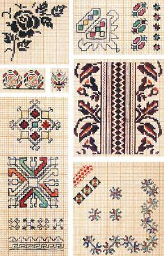 Bohemian Rug, Cross Stitch, Dolls, Rugs, Decor, Mariana, Punto De Cruz, Dots, Needlepoint