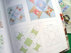verykerryberry: Japanese quilt blocks