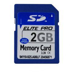 Sceek.Com - SUNOAD 2GB SD Memory Card + Free SUNOAD Cleaning Cloth