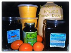 10 Tips for Healing Tooth Decay from Nourishing Time