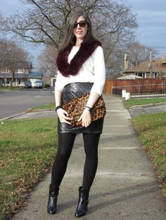 The Frugal Fashionista: Sequins and Lace