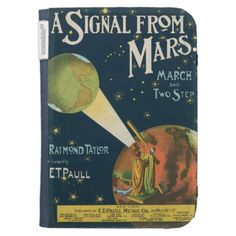 A Signal From Mars Kindle Covers