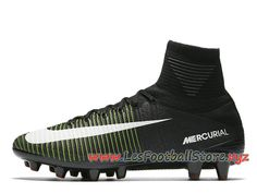 check out 1aba8 f540e Nike Mercurial Superfly V AG-PRO Chaussure de football à crampons pour  terrain synthétique pour