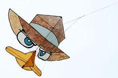 unusual kite