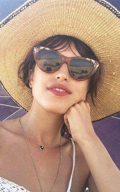 Os óculos mais desejados em 2017 e 2018 - Moda que Rima
