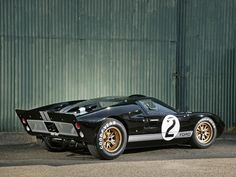 Classic Ford GT40