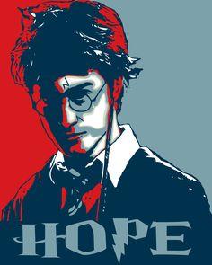 Harry Potter is Obama's Best Friend.