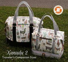 Xanadu II Traveler's Companion Set *Two new sizes   Craftsy