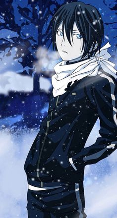 The yato god!! From noragami