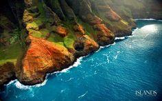 Na Pali Hawái, un paraiso en la tierra