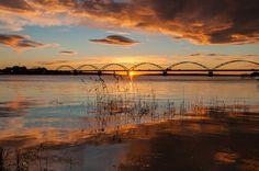 Kim / Today's sunrise - Explored October 30, 2014 -  # 1 / Lulea, Norrbotten, Sweden