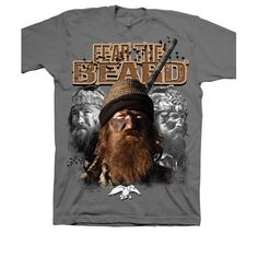 Gander Mountain Youth Duck Commander Fear the Beard Tee - Apparel Kids Apparel Boys Apparel Tees : products-i-love Hunting Girls, Duck Hunting, Art And Fear, Gander Mountain, Duck Commander, Duck Dynasty, Retail Therapy, Country Girls, Boy Outfits