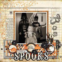 Office Spooks - Scrapbook.com