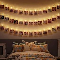 Limited Offer for Creative Fairy Lights Battery Powered Painting Pictures Card Party Photo Clip LED Hanging Photos Lamp Wall Xmas Decoration Cute Bedroom Decor, Teen Room Decor, Room Ideas Bedroom, Diy Room Decor, Teenage Bedroom Decorations, Birthday Room Decorations, Wall Decor, Bedroom Décor, Diy Wall