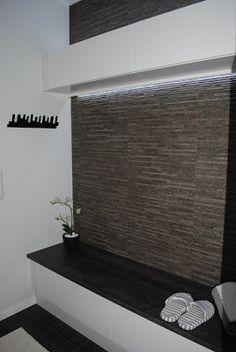 Pukuhuone Interior Design Living Room, Sweet Home, Bathtub, Mirror, Bedroom, Inspiration, Furniture, Saunas, Home Decor