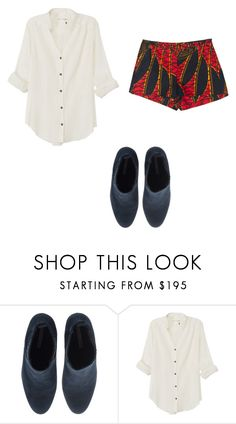 Untitled #5 by shannontah on Polyvore featuring rag & bone, Nicole Miller and Opening Ceremony