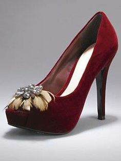 #Delicious red shoes