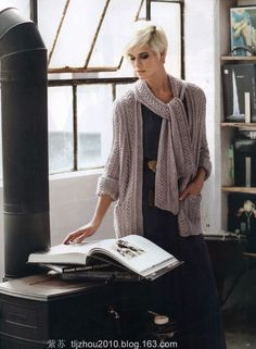 VogueKnitting 142 2012(1) - 紫苏 - 紫苏的博客