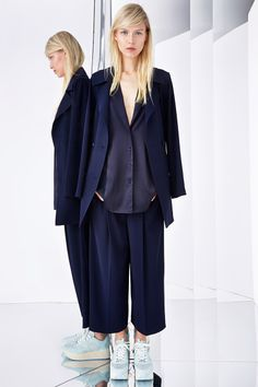 DKNY Resort 2015 - Runway Photos - Vogue