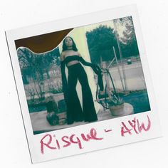 Nothing Is Impossible.  #filmbyfela #polaroidbyfela #risque #blavity #blackisbeautiful #impossiblefilm #impossibleproject thank you @photographique_dallas for supplying me @impossible_hq Film for my Polaroid Spectra.