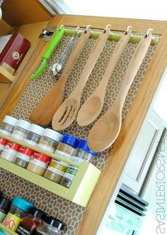 The Best Cheap and Easy RV Camper Organization and Storage for Travel Trailers No 29