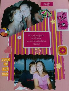Check out this item in my Etsy shop https://www.etsy.com/listing/233679740/girly-summer-layout-8x115