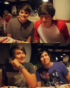 KickthePJ, Crabstickz, Danisnotonfire, AmazingPhil. Hilarious youtubers that I WILL hang out with some day!