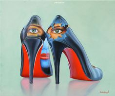 I Dreampt I Was a Pair of Louboutin Shoes