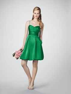 Alfred Angelo's Style  in shamrock