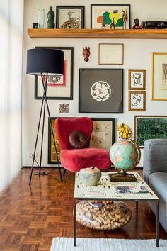 Vintage Home Decor with Flea Market Finds