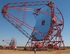 HESS 2 or largest Cherenkov telescope